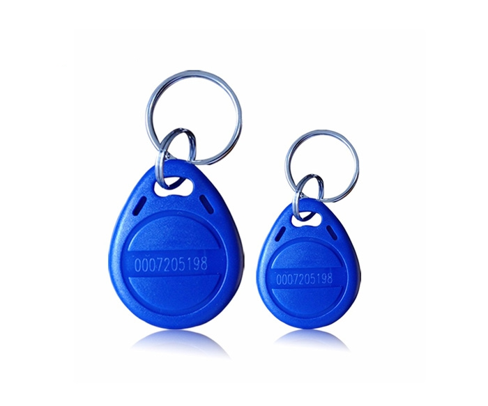 TK4100 RFID Key Fob Tag with Engraving Chip UID